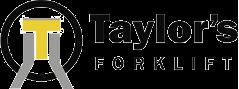 Taylor's Forklift Forklift Service Dealer